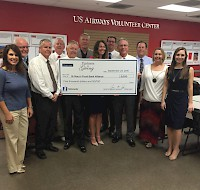 Nationwide® Private Client and United Valley of Arizona Donate $5,0000 to St. Mary's Food Bank Alliance